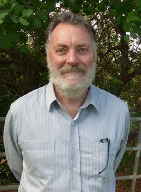 Dr Robert Brooks, PhD